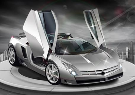 V-KOOL汽车太阳膜